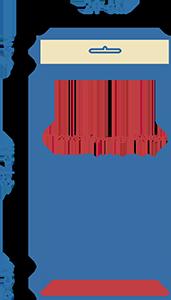 Пакет фасовочный полипропиленовый со скотчем и еврослотом ПП 20х31+4ус.евр+5(30)ск
