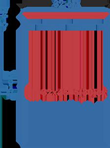 Пакет фасовочный полипропиленовый со скотчем ПП 32х45+5(30)ск