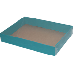 Коробка из пластика и гофры